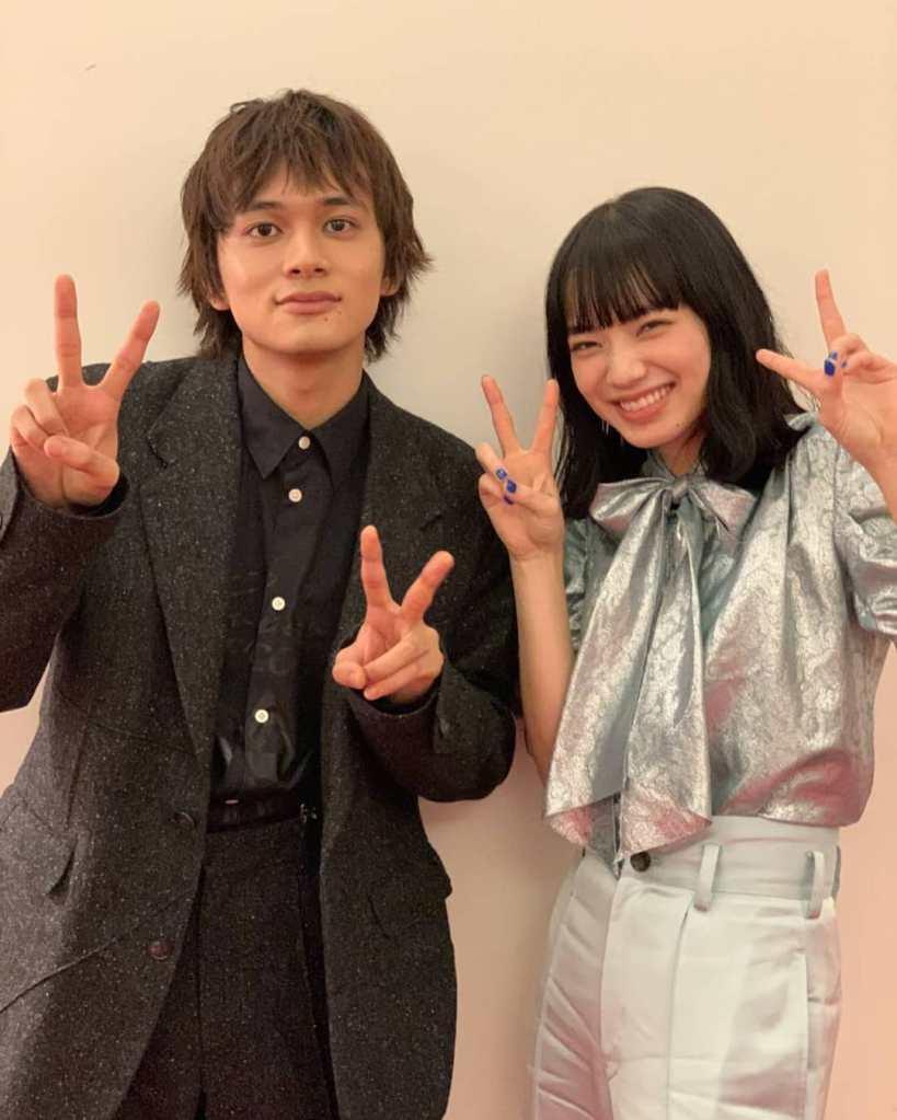 Kitamura Takumi & Komatsu Nana